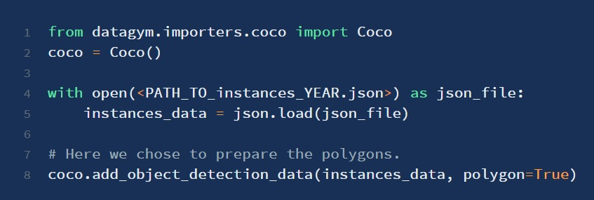 [How To] Prepare and Upload Coco Labels
